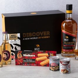M&H Whisky Box